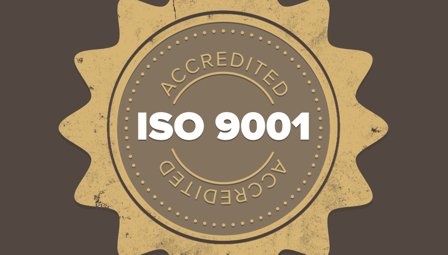 Web Design Cardiff - 9001 accreditation